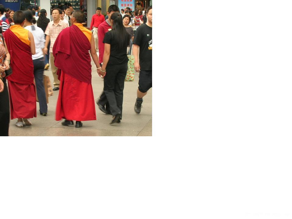 讨论美女与喇嘛产生爱情?|交友中心 爱威海