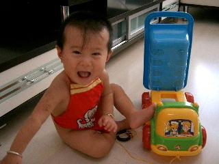 [求助]问妈妈们15个月的宝宝突然不说话了!|孩