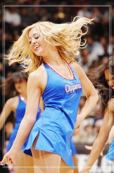 NBA美女拉拉队图片