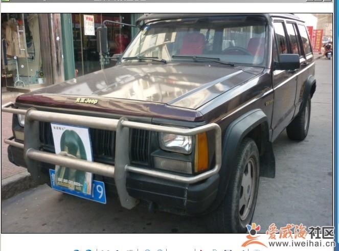 1995-8 北京吉普-2021e高清图片