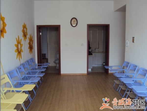 美术培训班教室布置
