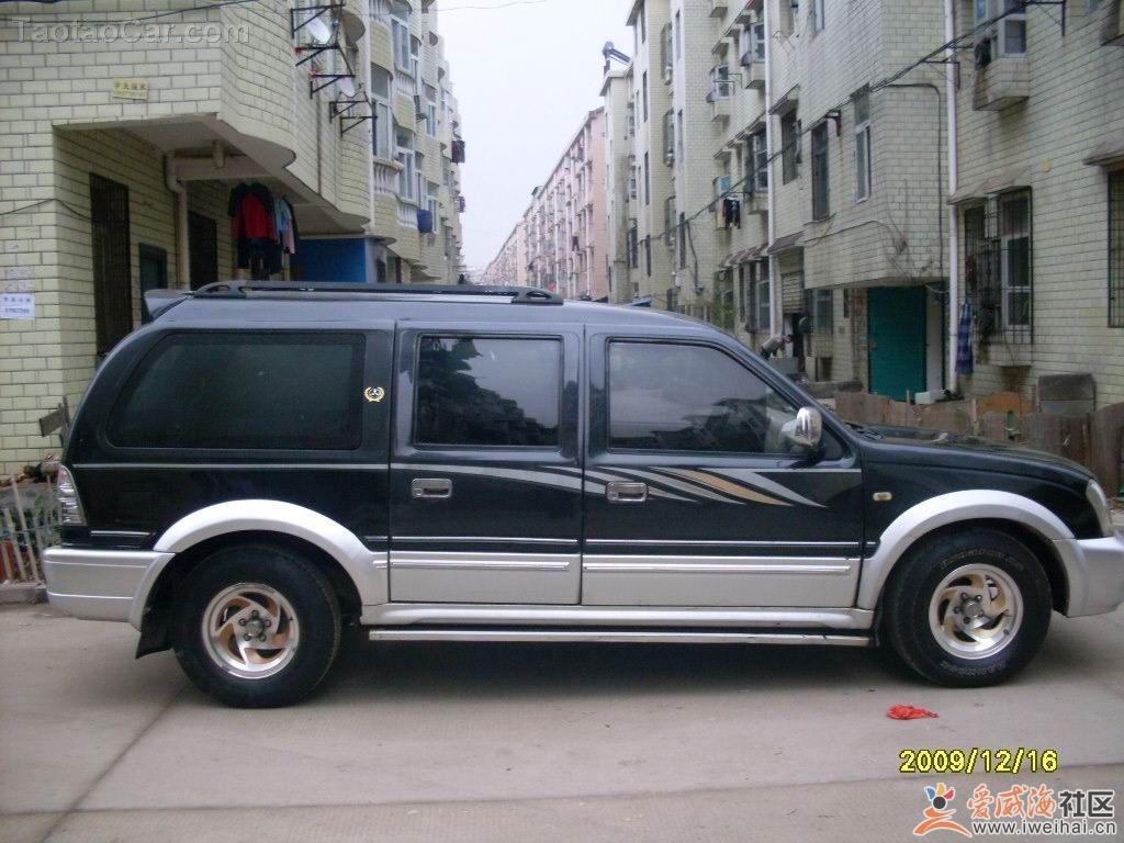 04年新凯suv吉普车,柴油五十铃动力,空间大,百公里6-7个油,中高清图片