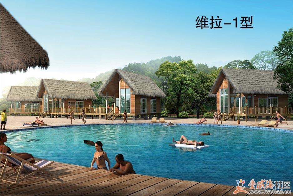 海边木屋 度假天堂 柔情万种尽在巴厘林海 你的期待值得期待